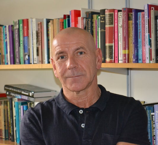 Professor Steve Tombs, Professor of Criminology The Open University