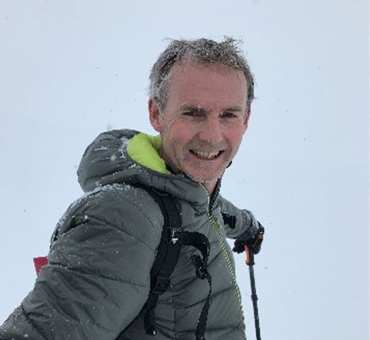 Prof Ben Oakley, Prof. in Sports Performance Education, OU