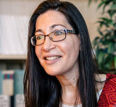Dr Lara Frumkin, Senior Lecturer in Psychology at The Open University