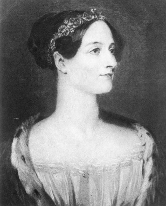 Ada Lovelace Drawing