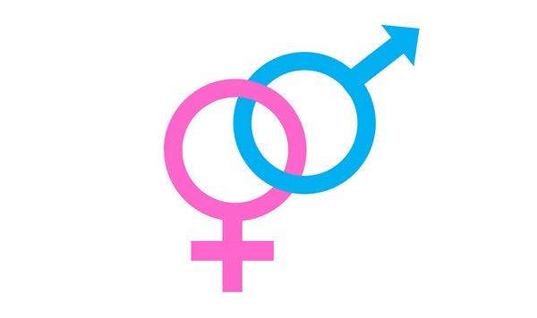 gender symbols male and female