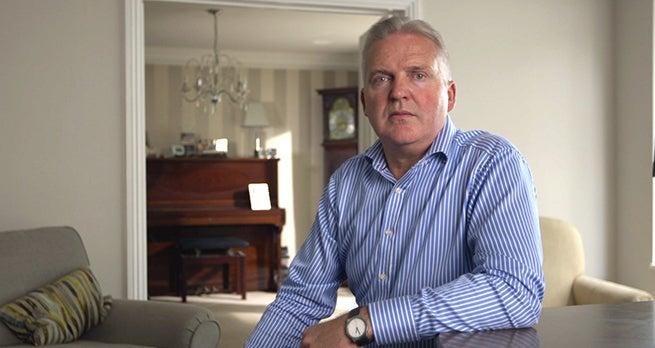 Simon Binner from BBC series How to Die