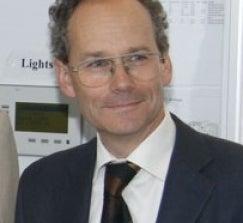 Professor David Male, Professor of Biology at the Open University