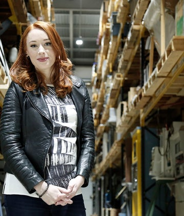 Hannah Fry, presenter of Britain's Greatest Invention