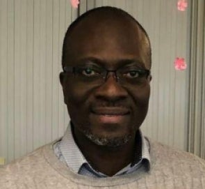 A profile image of OU academic Dr Eric Addae-Kyeremeh, head of School in the School of Education, Childhood, Youth and Sport at the Open University