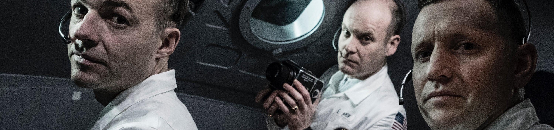 8 Days to the moon - BBC series - Apollo 11 crew