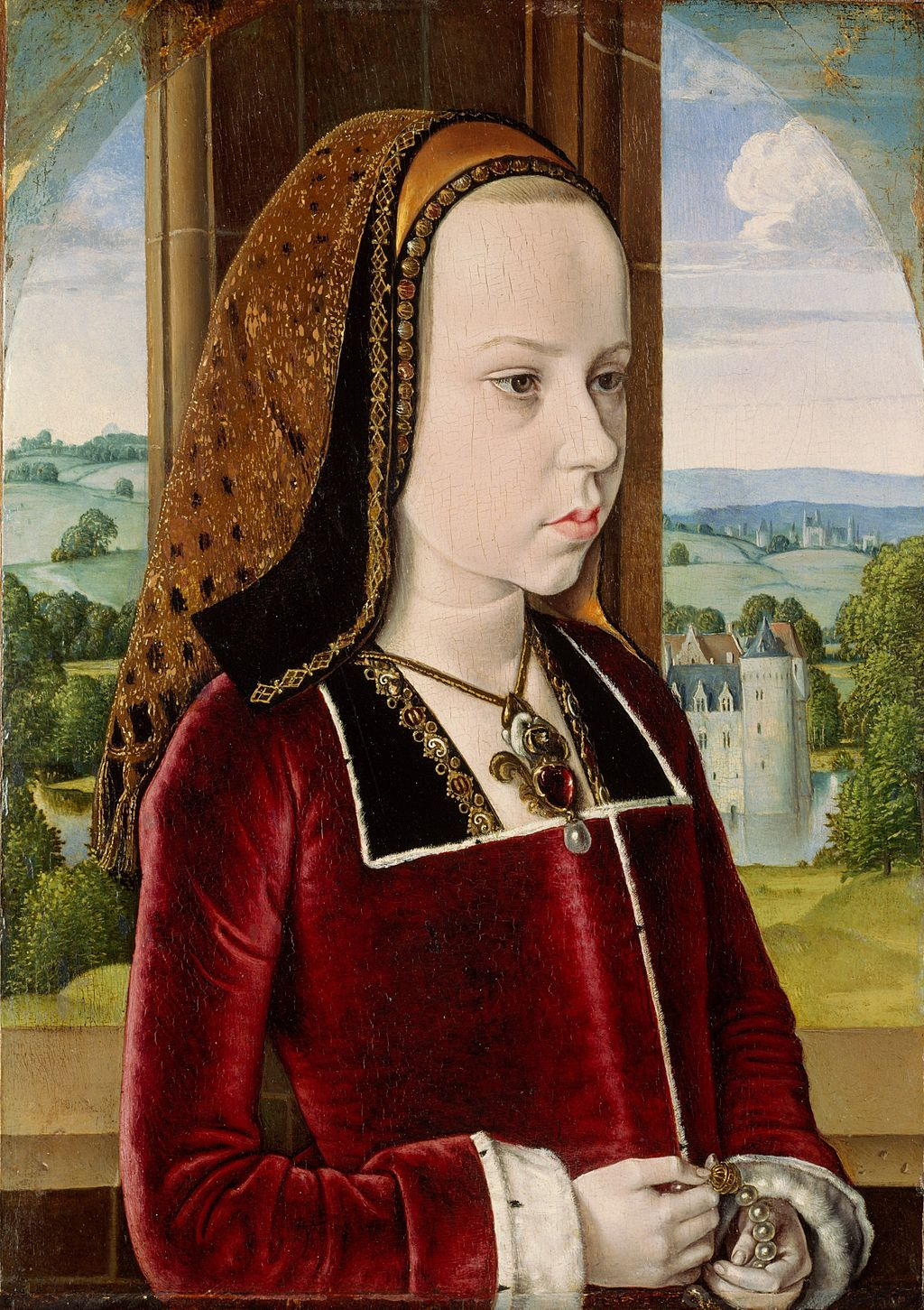 Master of Moulins (fl. circa 1480-1500)