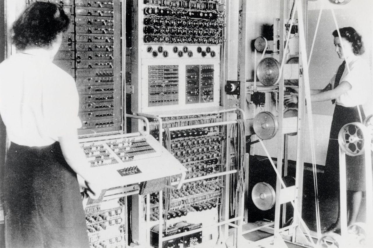 The Colossus Machine