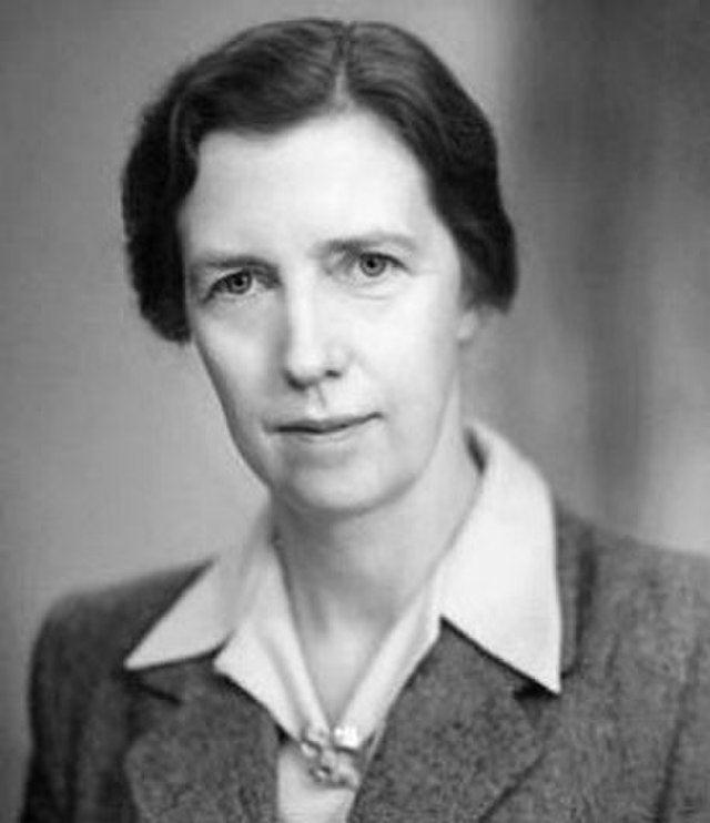 Mary Cartwright (1900-1998)