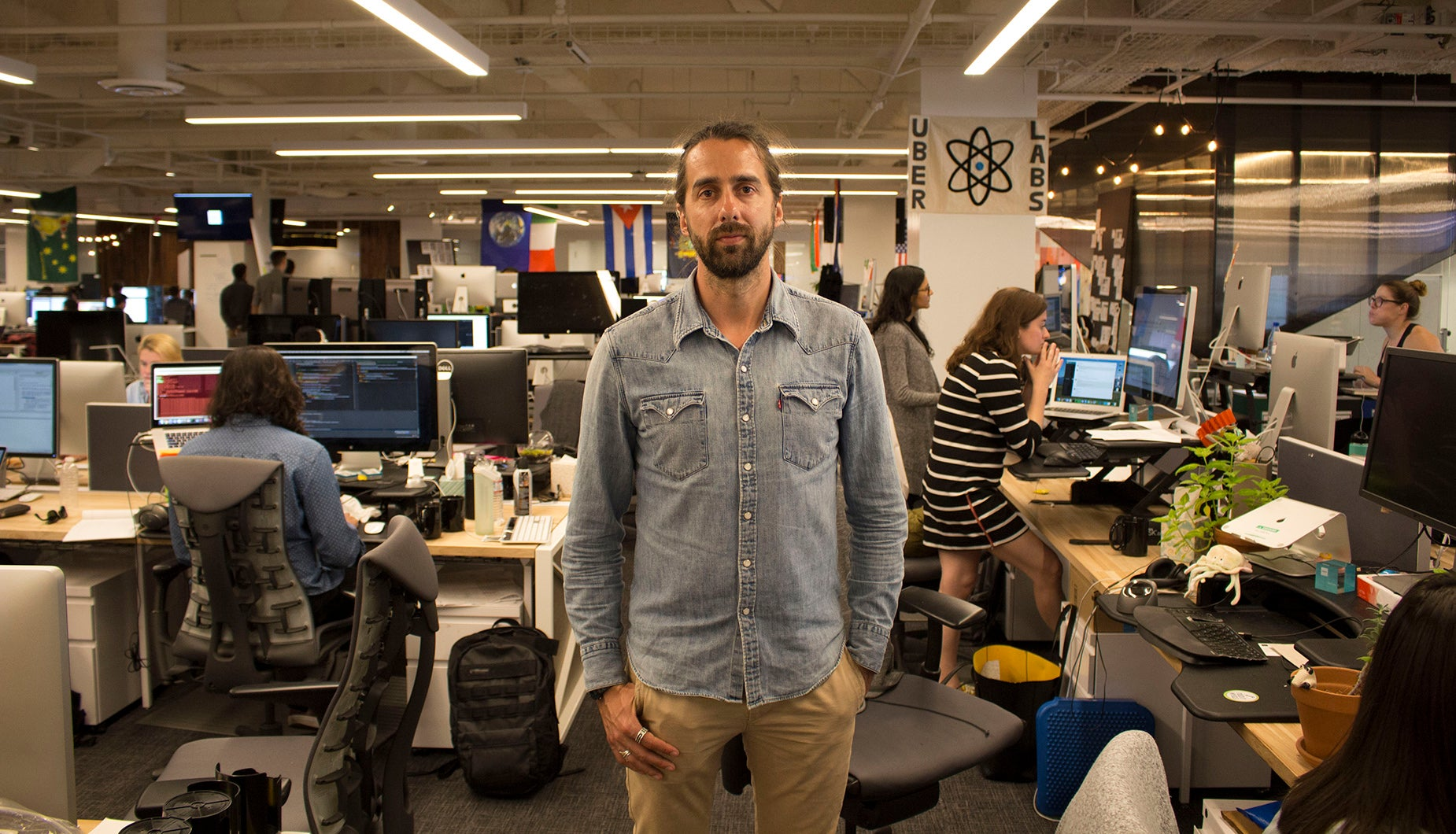 Secrets of Silicon Valley - BBC - Jamie Bartlett at Uber