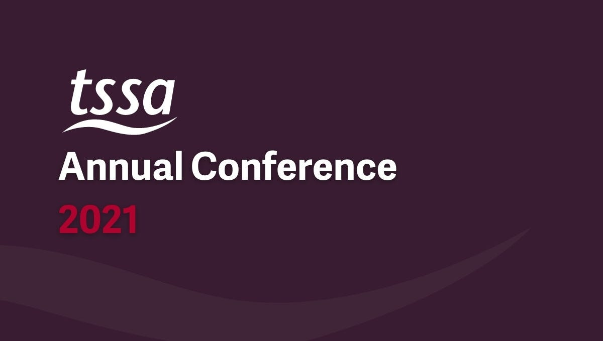TSSA Annual Conference place holder