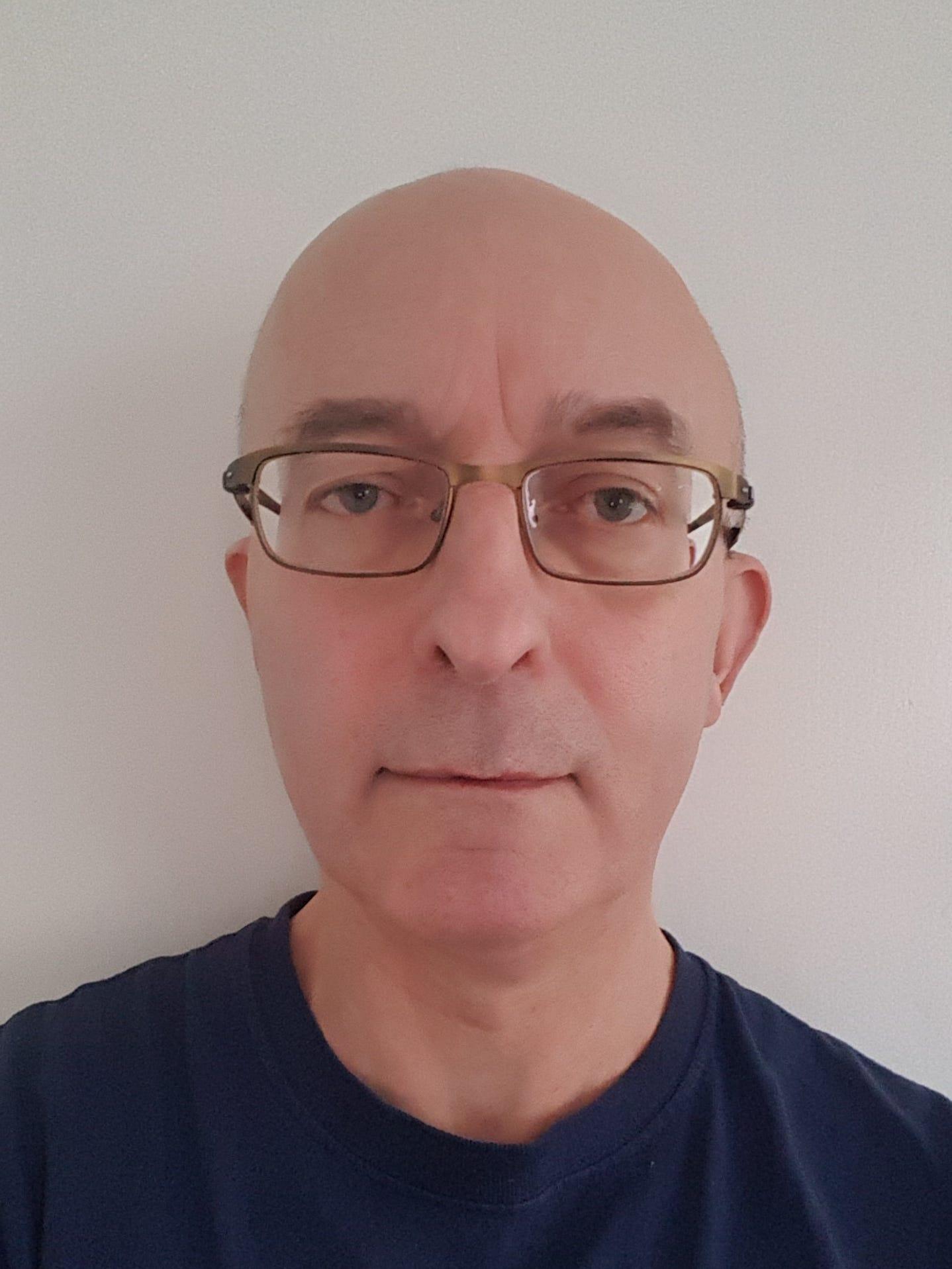 David Hardman, TSSA Executive Committee member