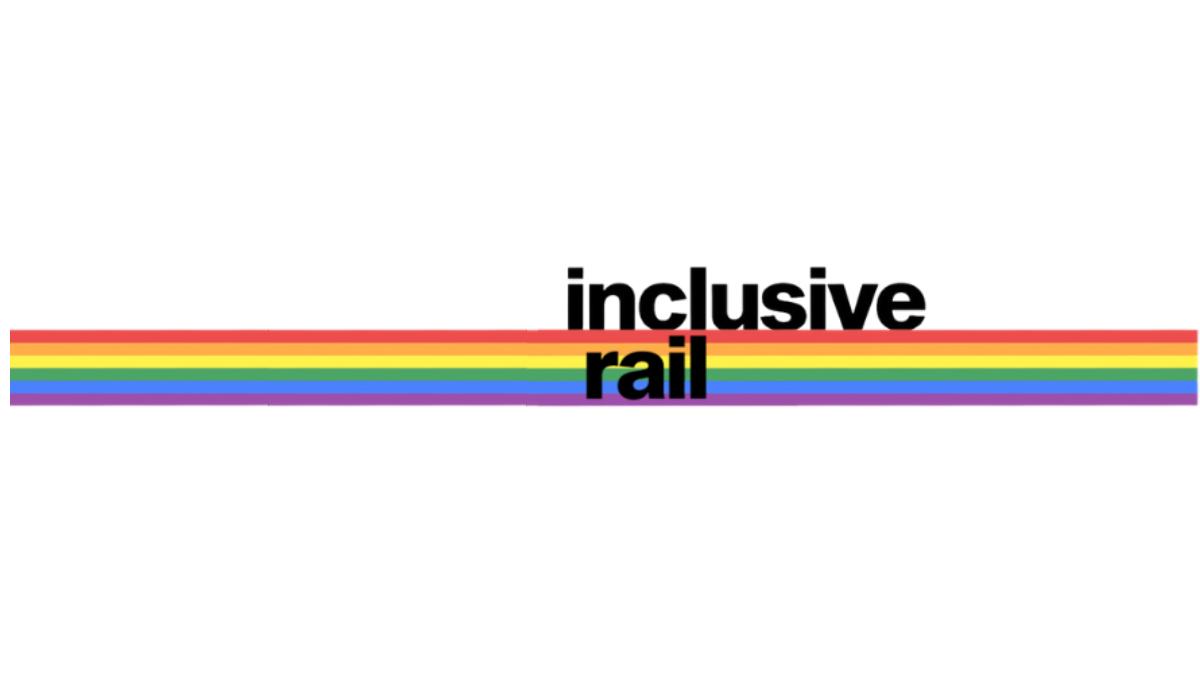 Inclusive Rail logo