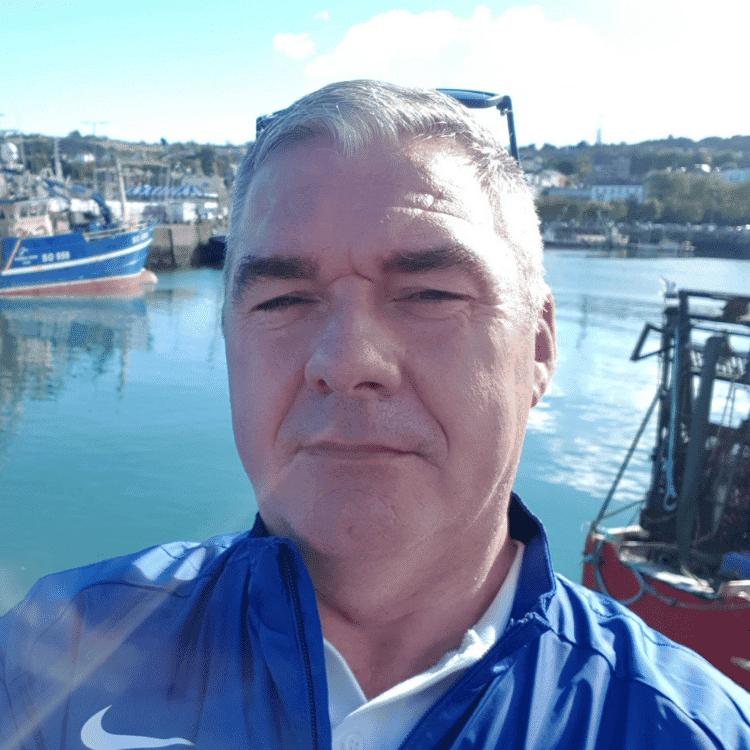 Headshot of Paul Corcoran, TSSA EC member