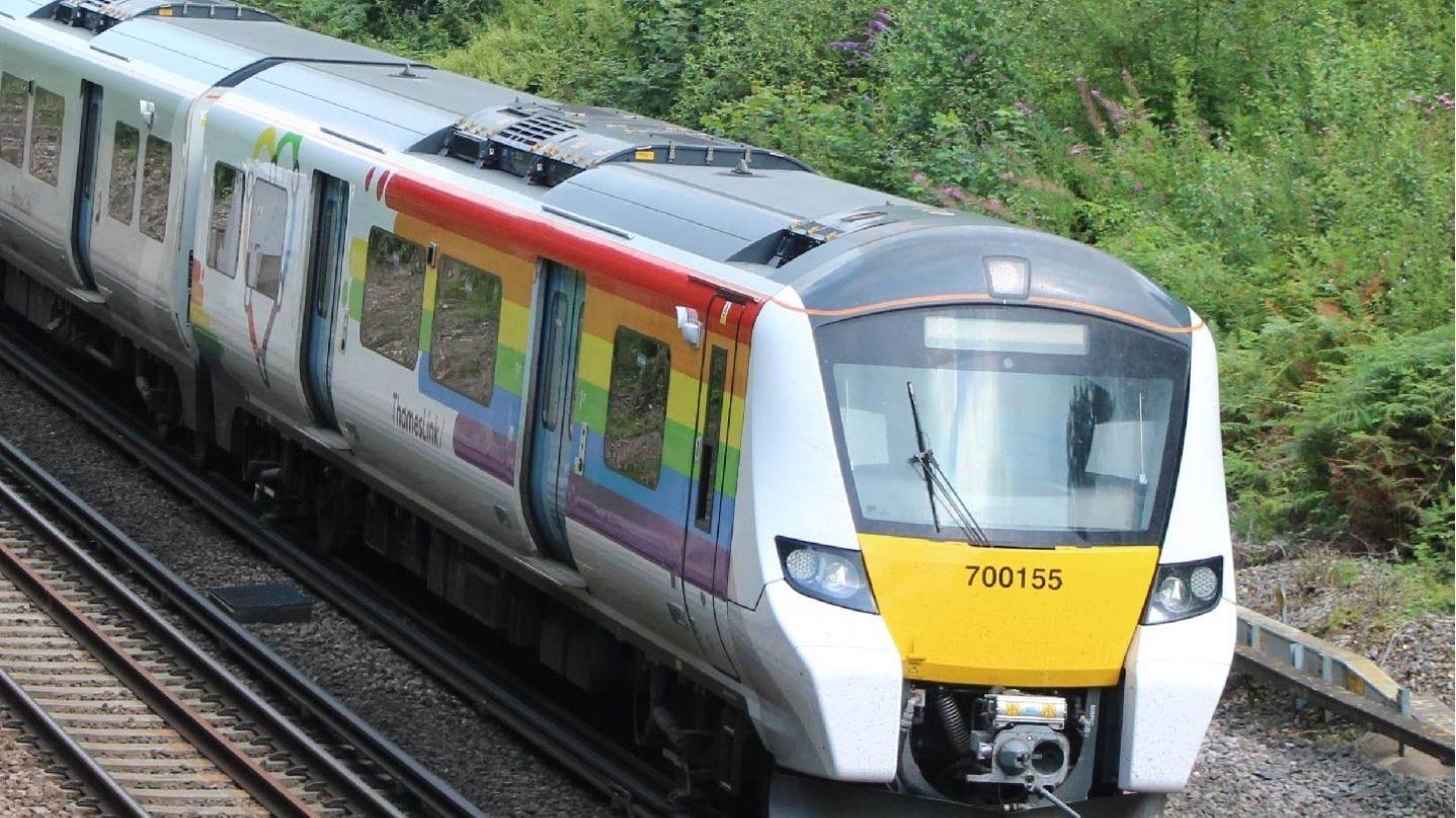 GTR Thameslink train©TheTransportGuide