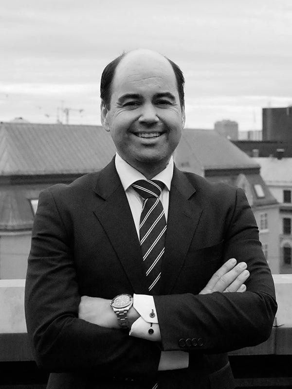 Fredrik Taranger – CFO i Dentsu Aegis Network Norge
