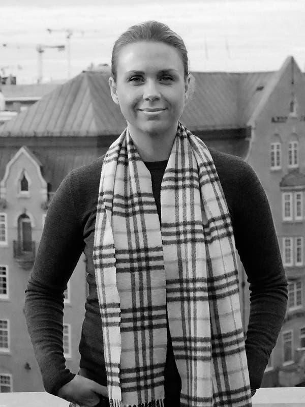 Kathrine Saastad - Managing Director i Amnet