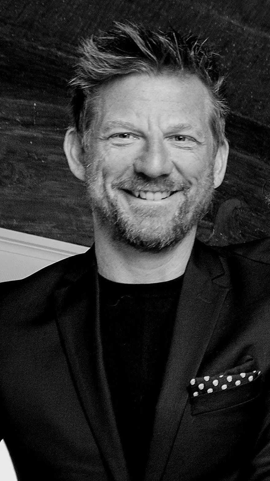 Pelle Stensson – Agency President/COO i dentsu Norge