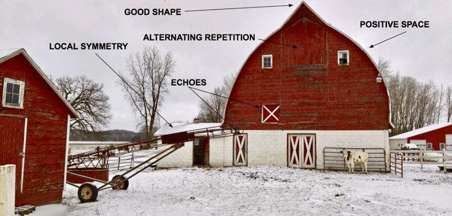 Rurální architektura je příkladem instinktivně správných rozhodnutí.