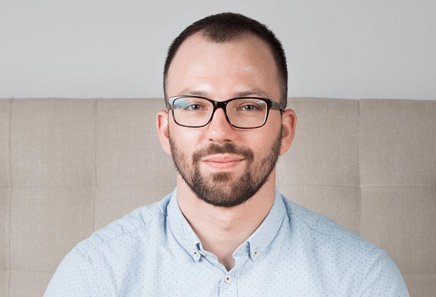Karol Jarkovský pracuje v Kentico jako Director of Product