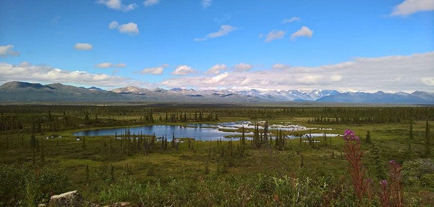 Aljaška jako na dlani