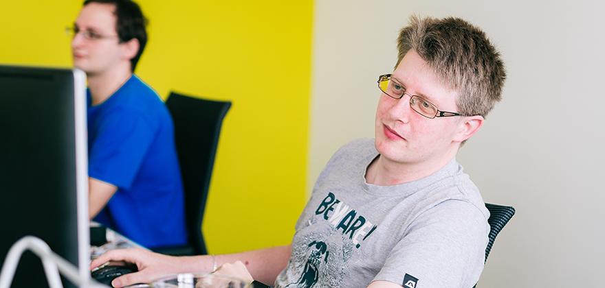 Studenty v Kentico Academy mentorují zkušení vývojáři.