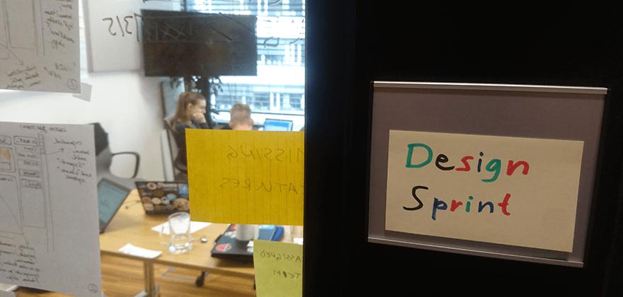 Design sprint - v procesu