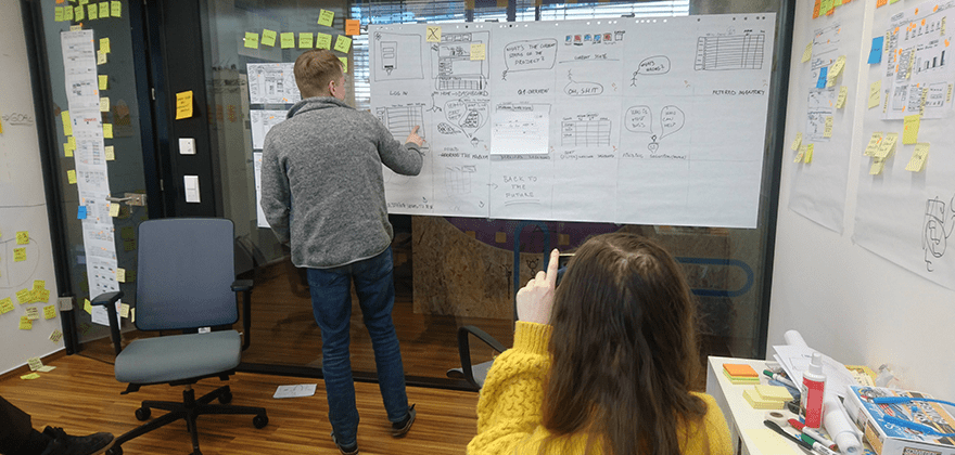 Design sprint - u tabule