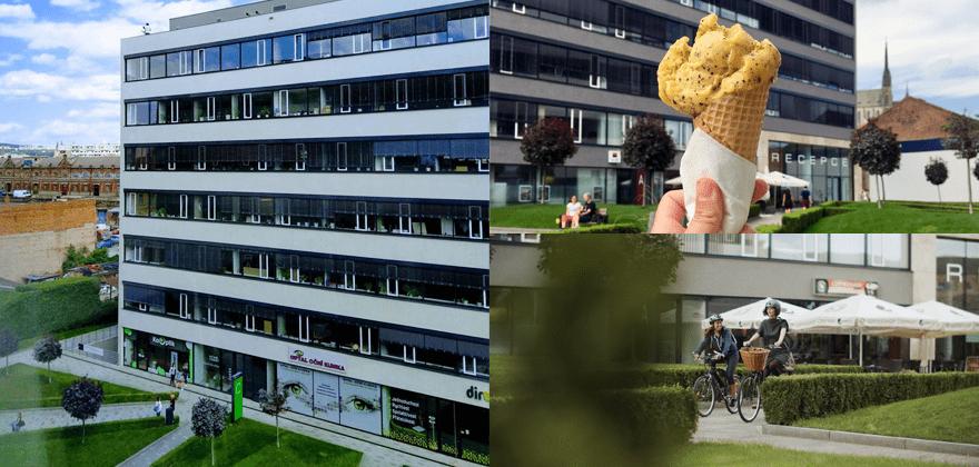 Kentico Brno office