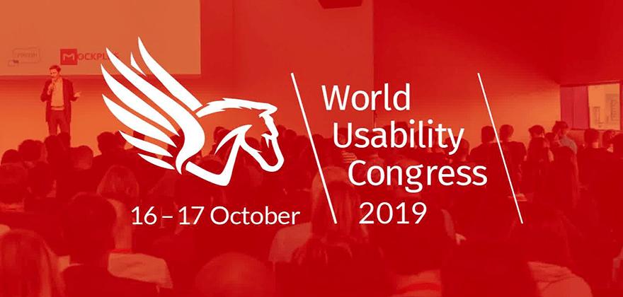Kentico design komunita - World Usability Congress, Graz