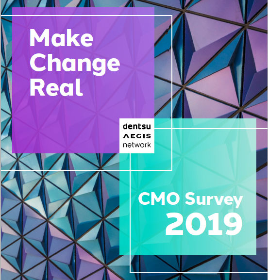 CMO Survey 2019