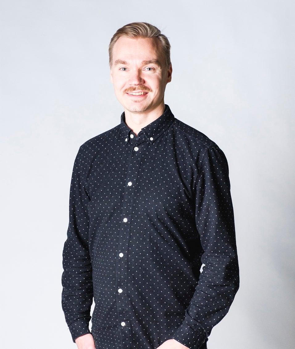Mikko Rissanen, Managing Director, Isobar
