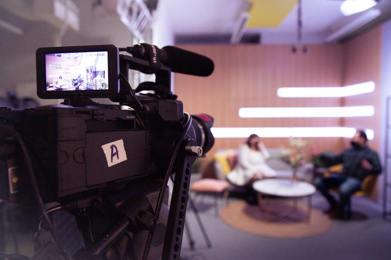 Virtuaalitapahtuma Studio Espa2:n tiloissa