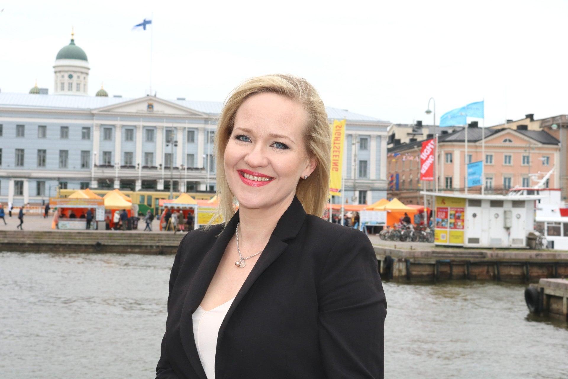 Caratin Senior Client Director Niina Kattelus