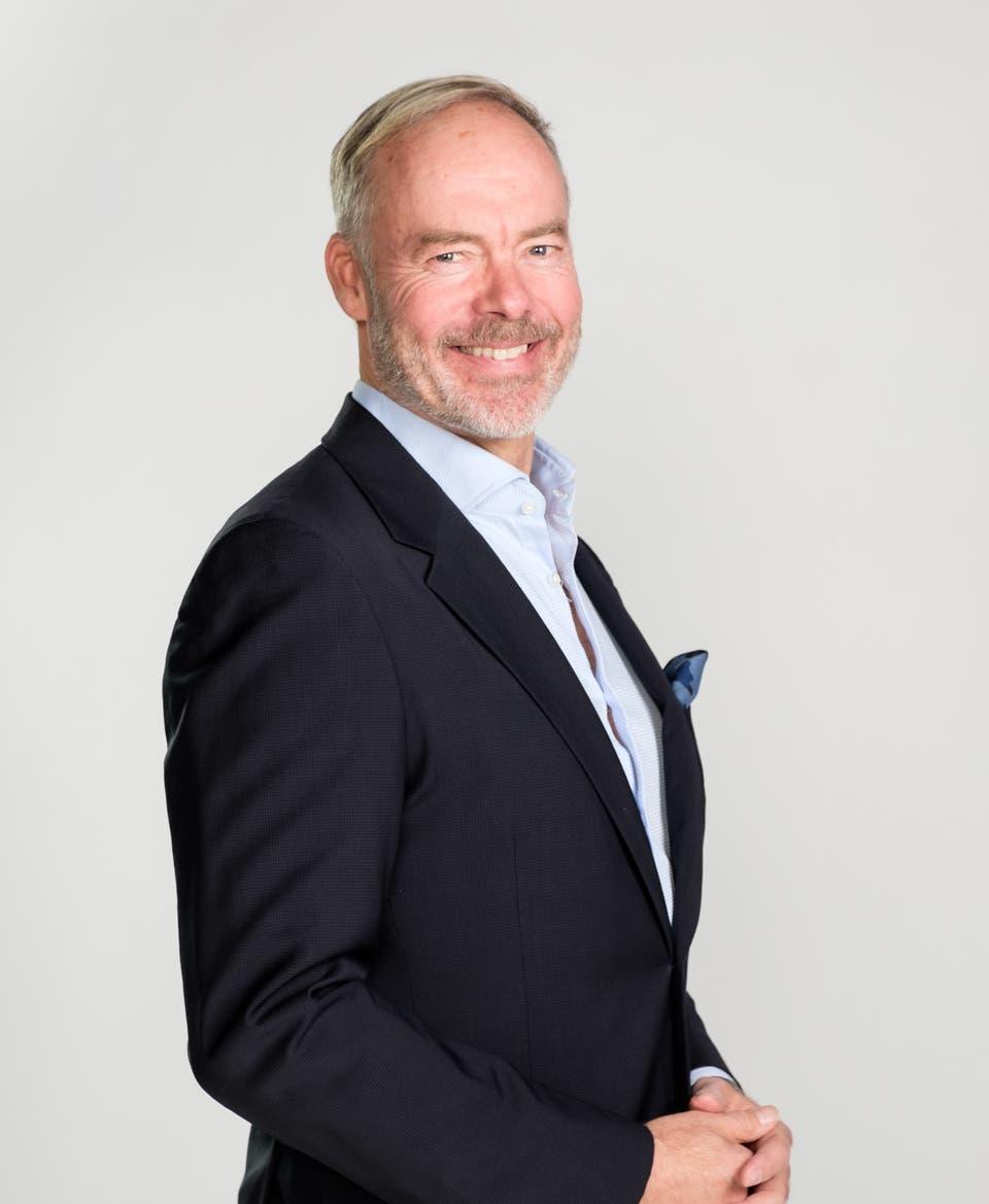 Pauli Aalto-Setälä, CEO, Dentsu Aegis Network