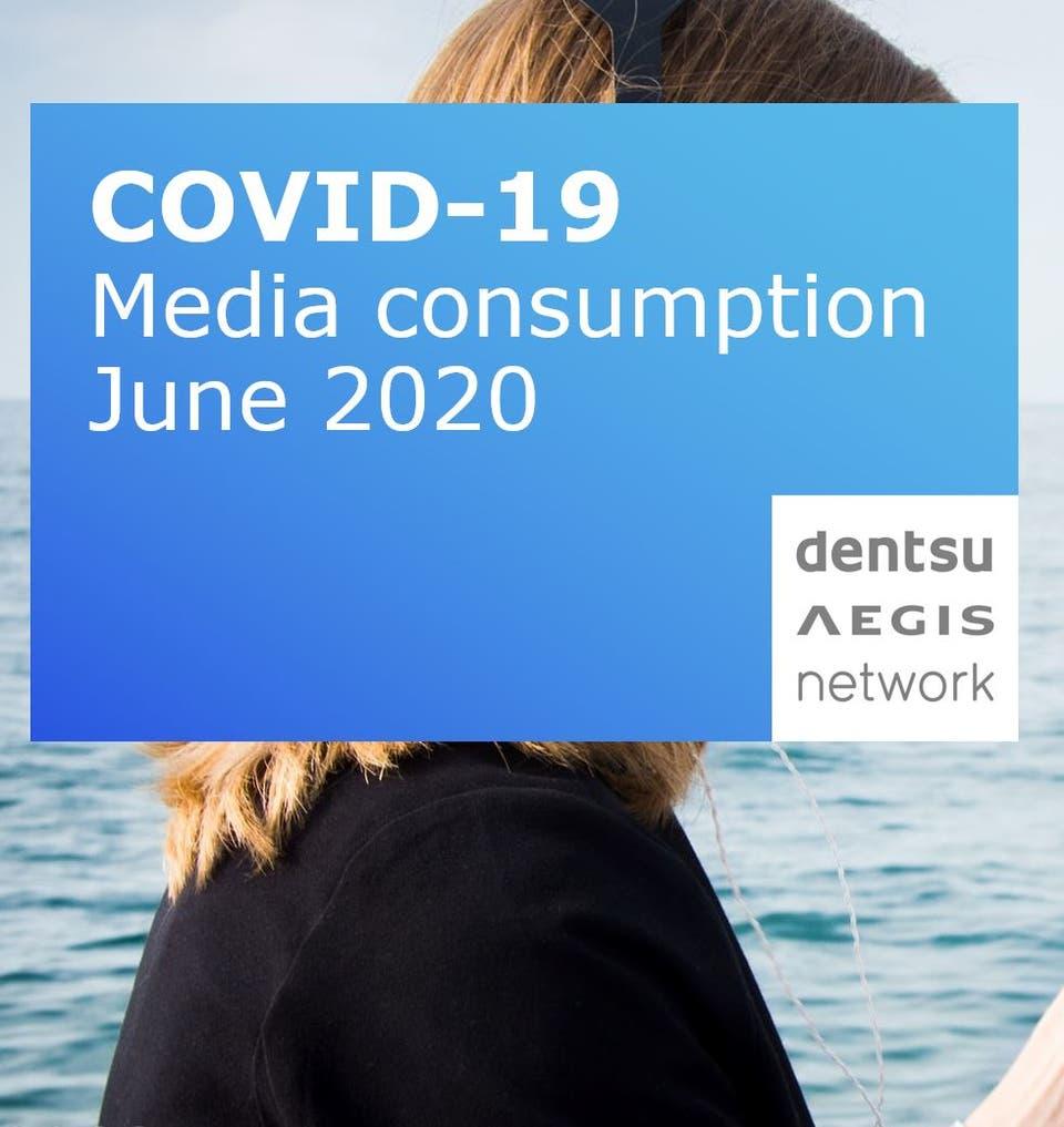 Mediankulutus kesäkuu 2020