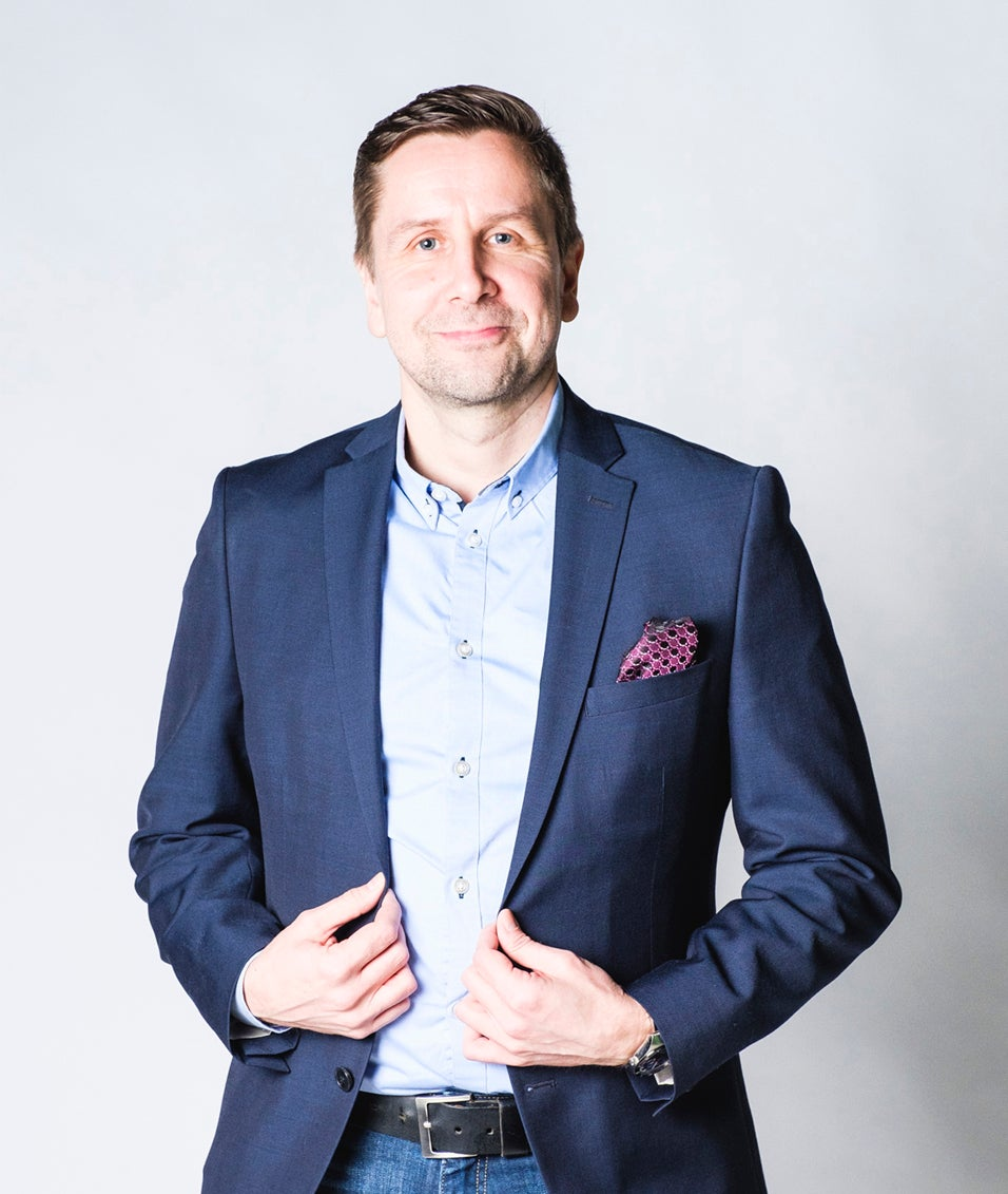 Tuomas Kurki, Commercial Director, Dentsu Aegis Network
