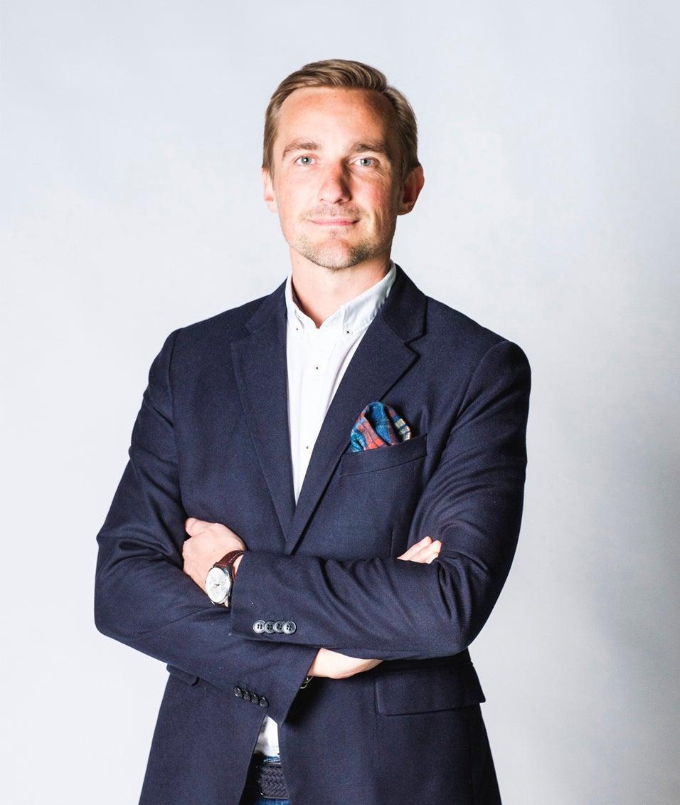 Mikael Castrén, Managing Director, MKTG