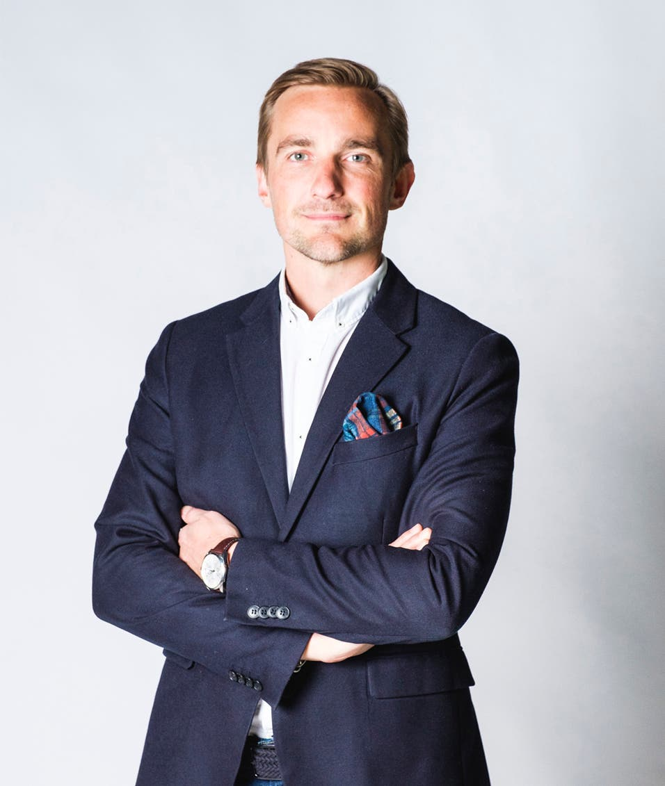 Mikael Castrén, CCO