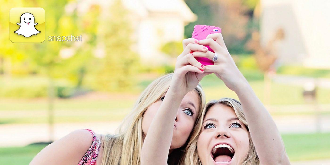 Snapchat mainonta