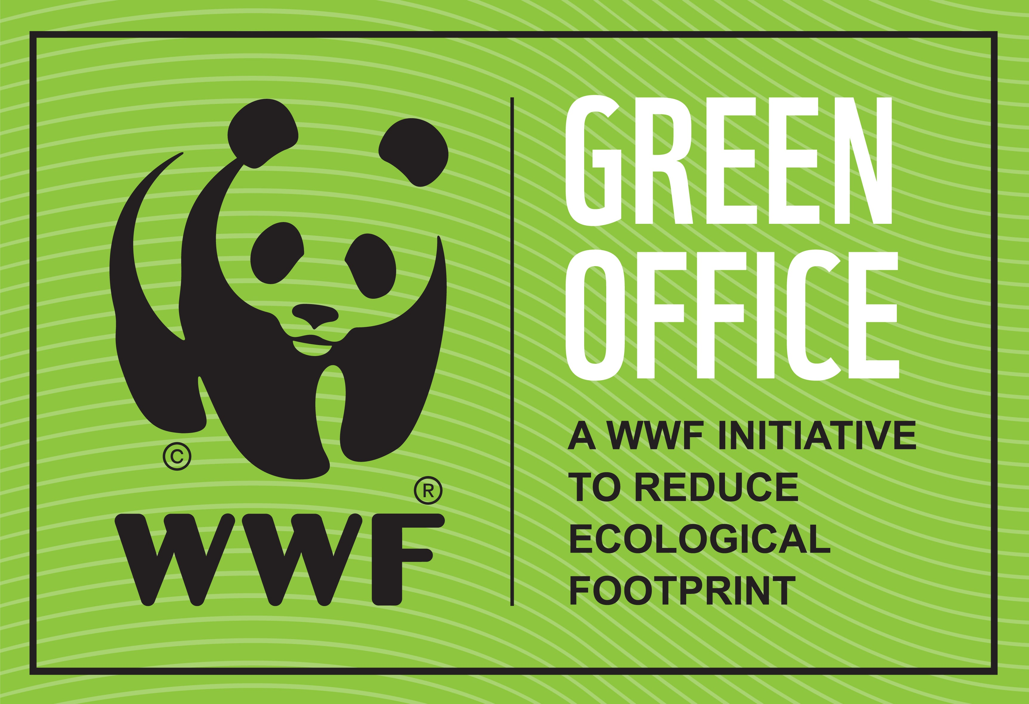 WWF Green Office logo