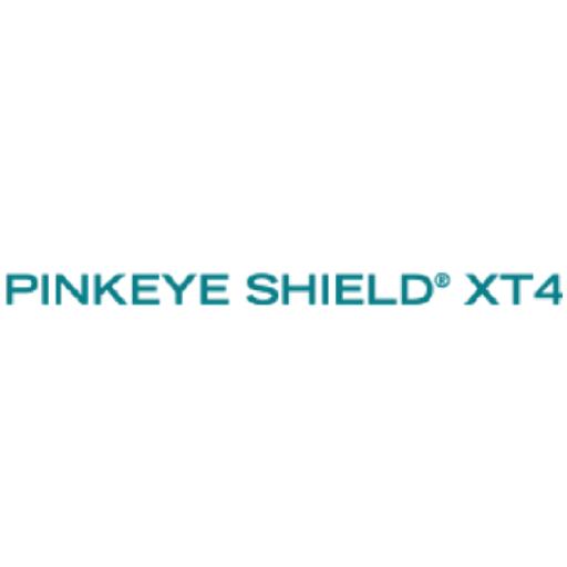 Pinkeye Shield XT4 logo