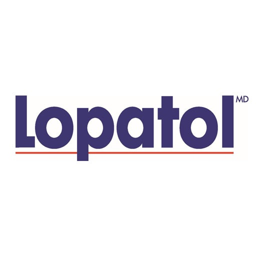 Lapatol logo on white