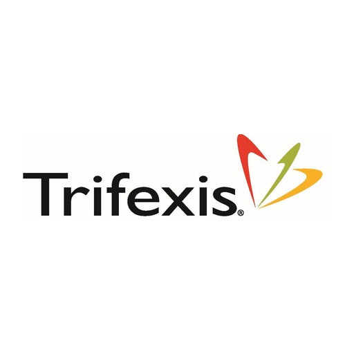 Trifexis logo on white.