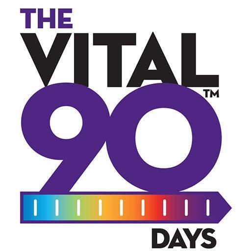 Vital 90 logo