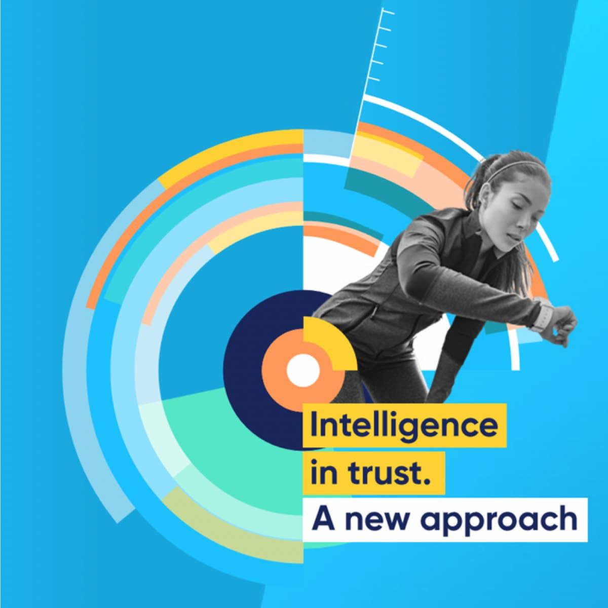 Intelligence in trust. A new approach.