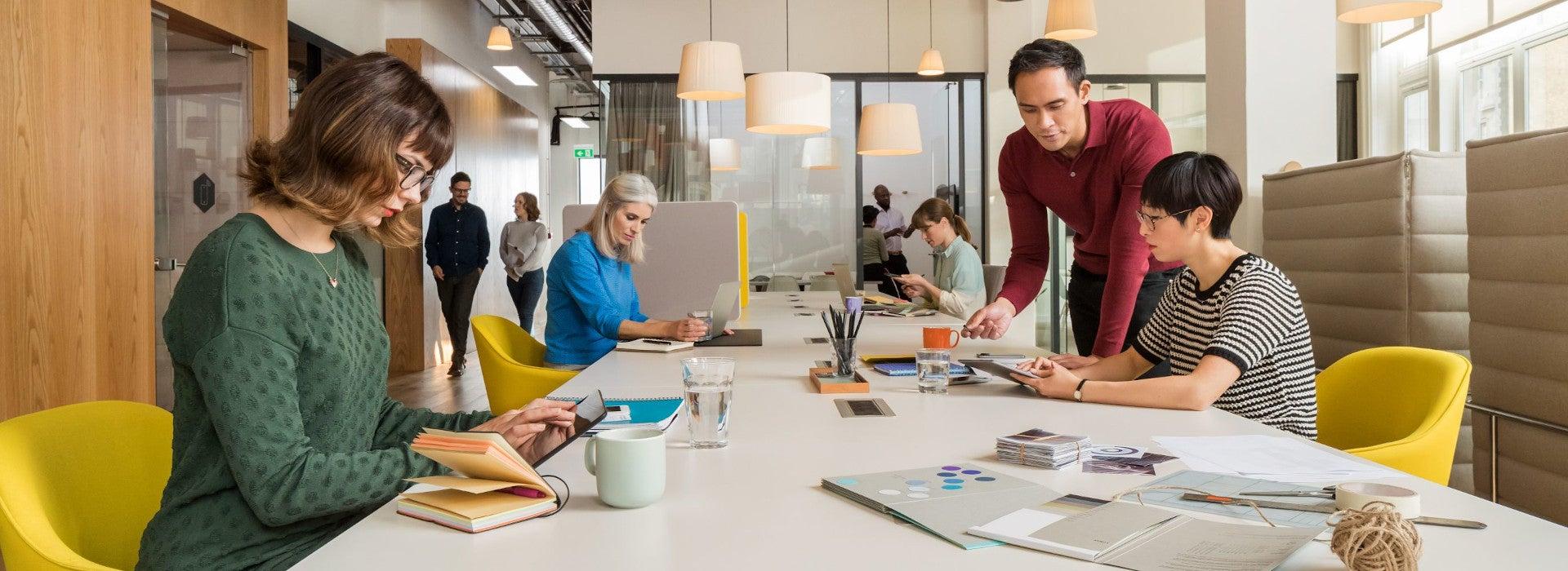 Fuerte comienzo del programa de canal de Konica Minolta Workplace Hub