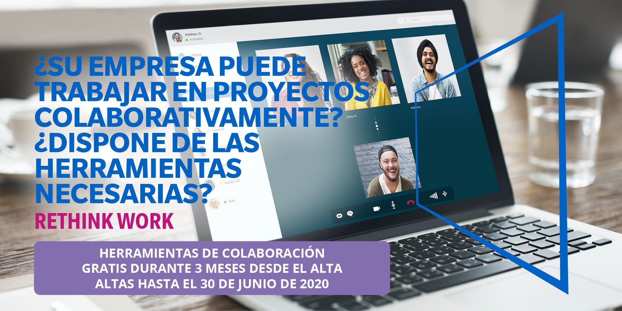 Herramientas de colaboración gratis hasta el 30 de junio