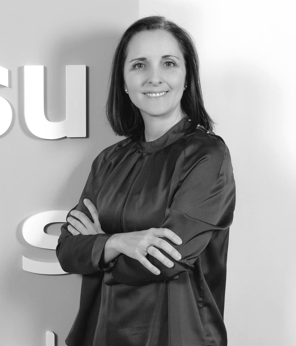 Marta San Pedro, Research Services Managing Director, dentsu