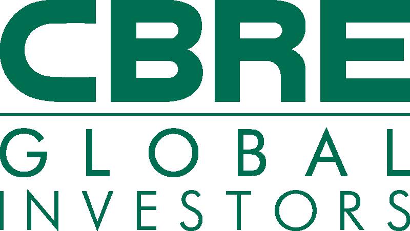 CBRE GI logo